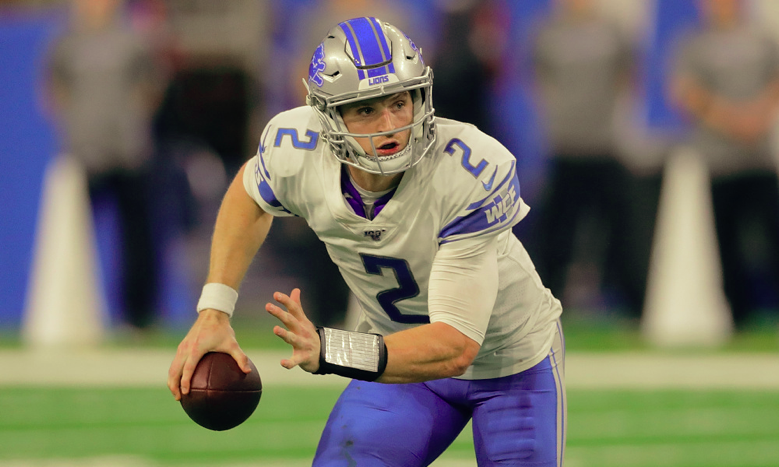 Jeff Driskel Proving His Worth in Detroit