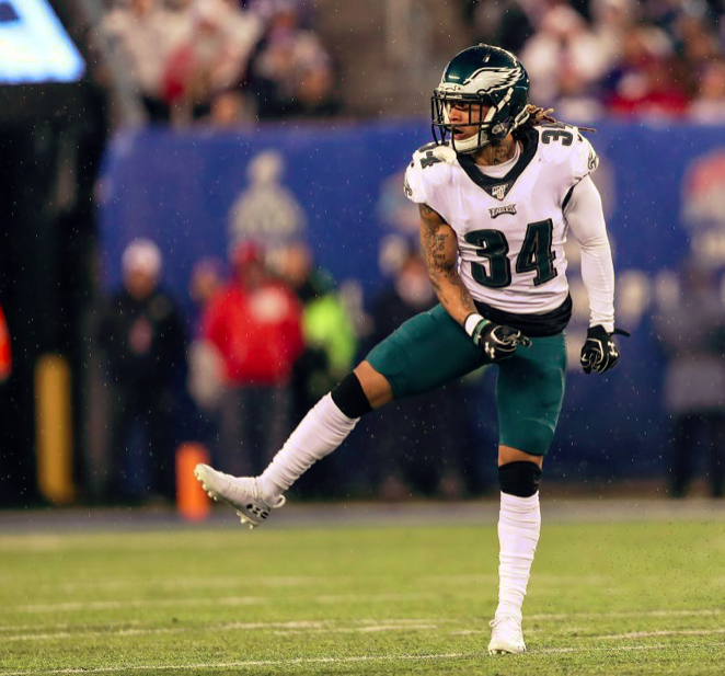 Cre'Von LeBlanc Stepping Up Big for the Eagles as Playoffs Approach