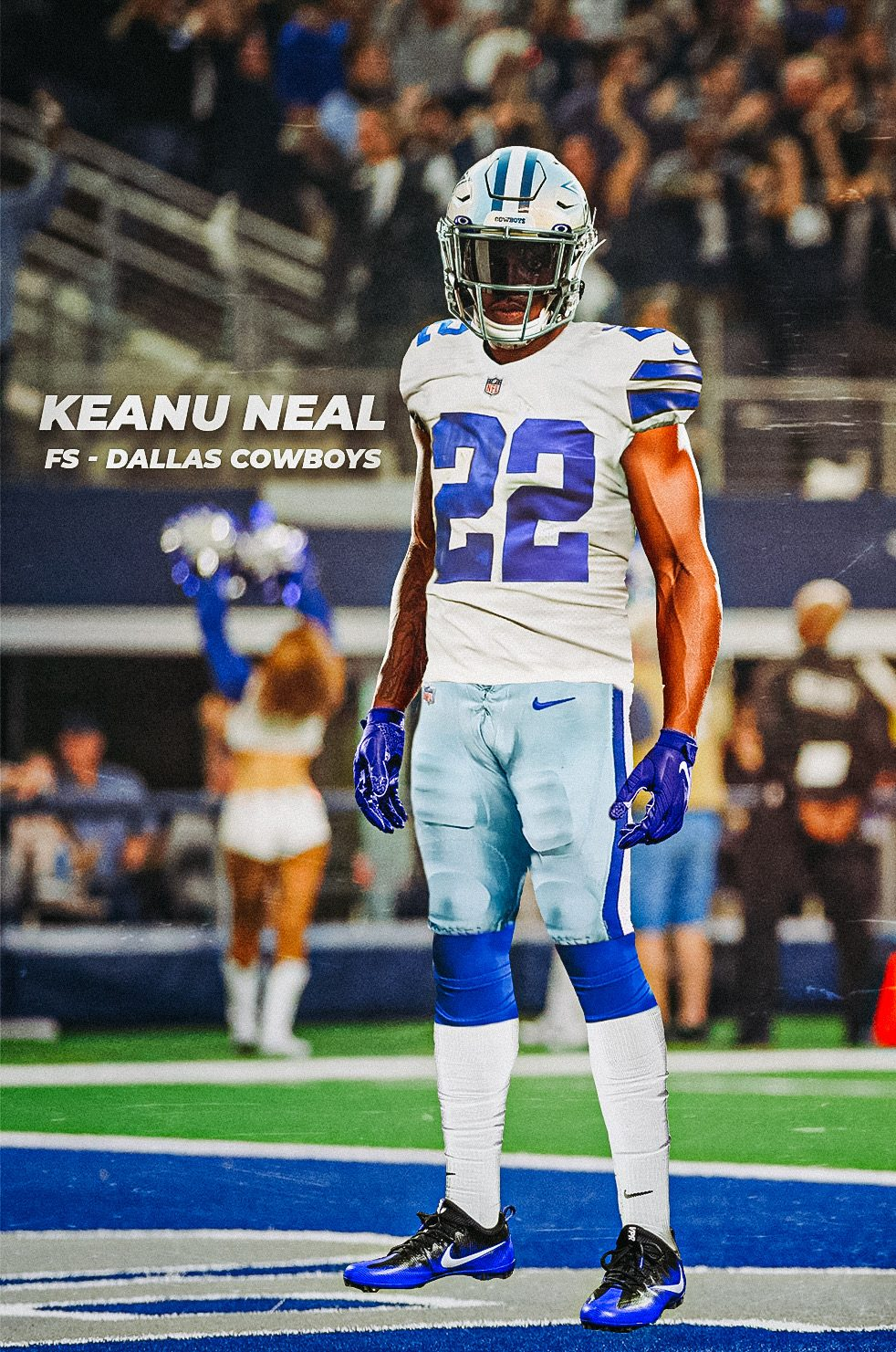 Keanu Neal Agrees to One-Year Deal With Dallas Cowboys