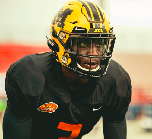 Tyree Gillespie – 2021 NFL Draft Prospect Interview